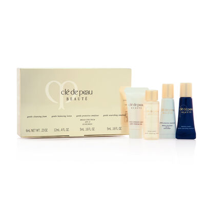 Deluxe Skincare Sample Set,