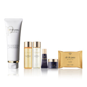 Softening Cleansing Foam Bundle,