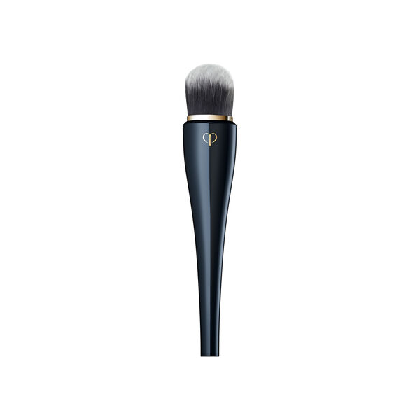 A magnified image of the texture of the Light Coverage Foundation Brush,