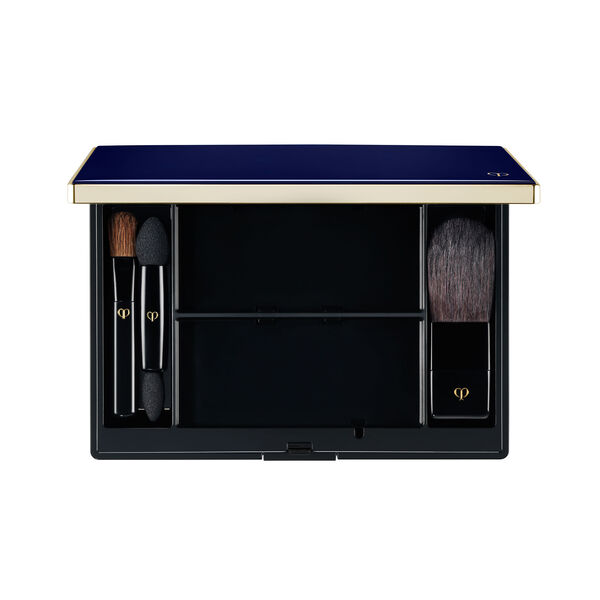A magnified image of the texture of the Makeup Palette Case,