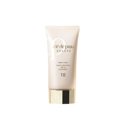 Hand Cream SPF 18,