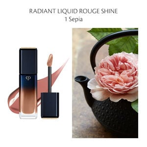 Radiant Liquid Rouge Shine, Sepia