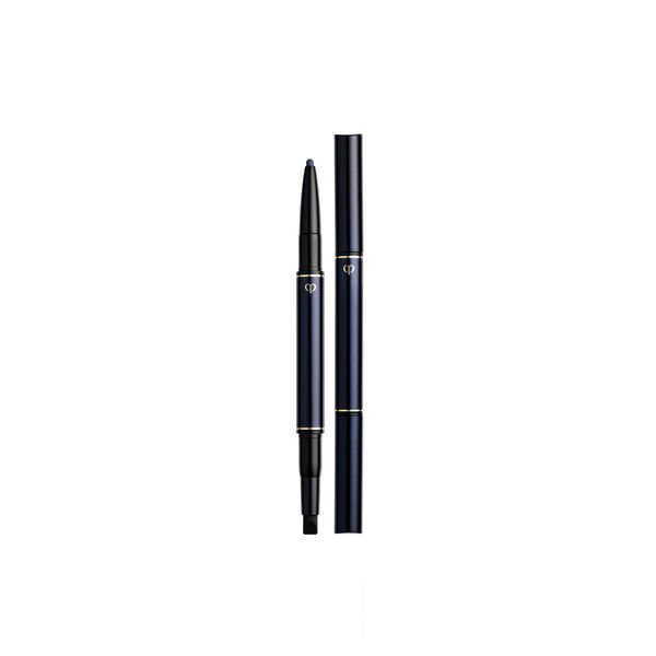 A magnified image of the texture of the Eye Liner Pencil,