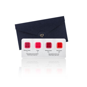 Radiant Liquid Rouge Sample Blister,
