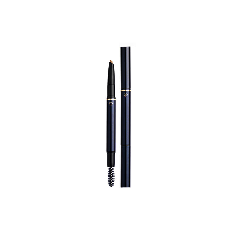 Cle De Peau Beaut Eyebrow Pencil Light Brown