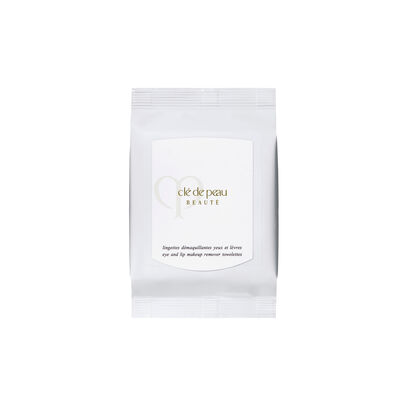 Eye And Lip Makeup Remover Towelettes,