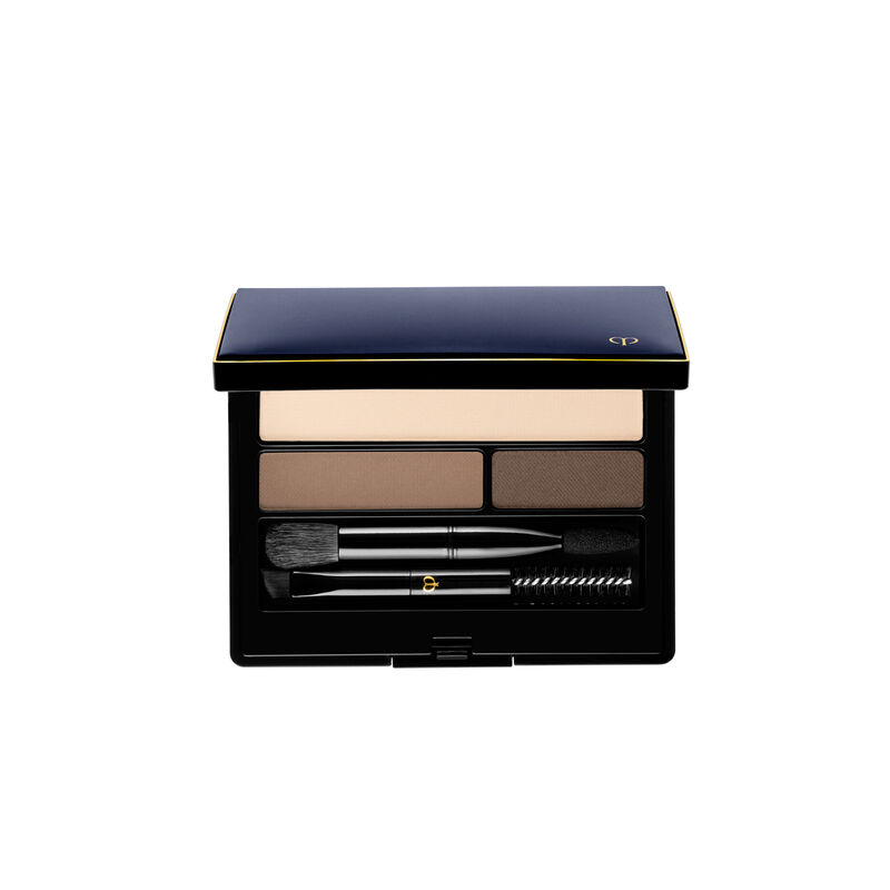 Cle De Peau Beaut Eyebrow And Eyeliner Compact