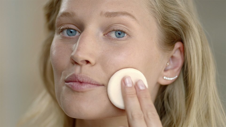All Day Foundation with Toni Garrn