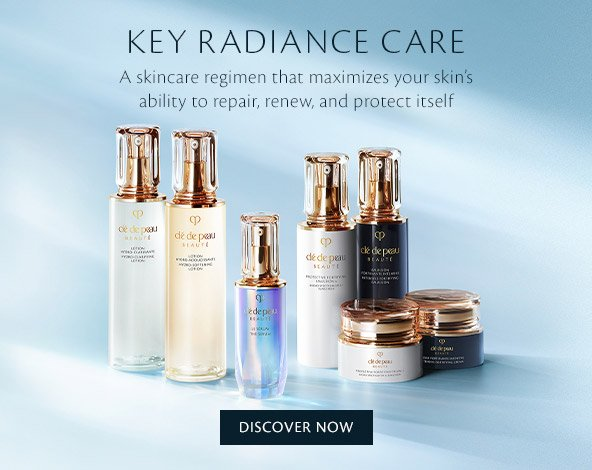 Key Radiance Care. Discover Now.