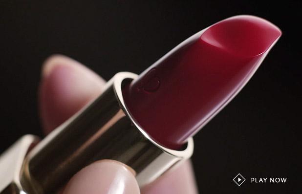 Watch Lipstick Craftmanship Video Now
