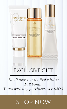 Exclusive Gift: Fall Bonus with your purchase of $200. Shop Now.