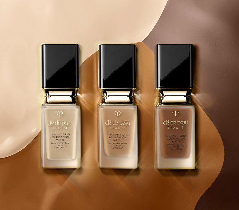 new radiant fluid foundation matte spf 20