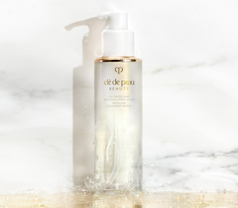 new MICELLAR CLEANSING WATER