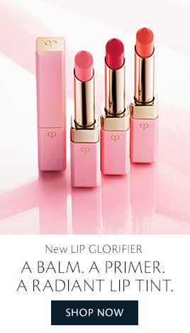 New Lip Glorifier. Shop Now.