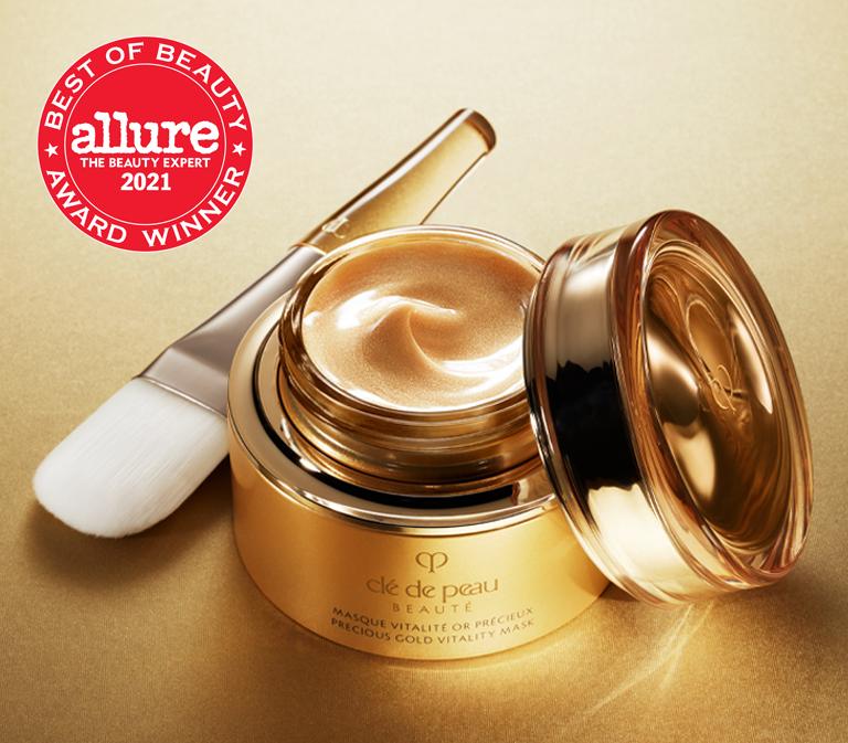 Allure Award Precious Gold Vitality Mask