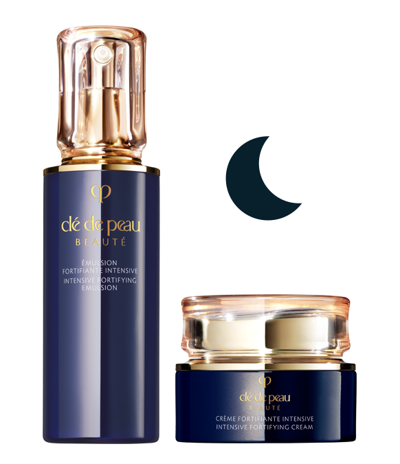 INTENSIVE FORTIFYING EMULSION & CREAM