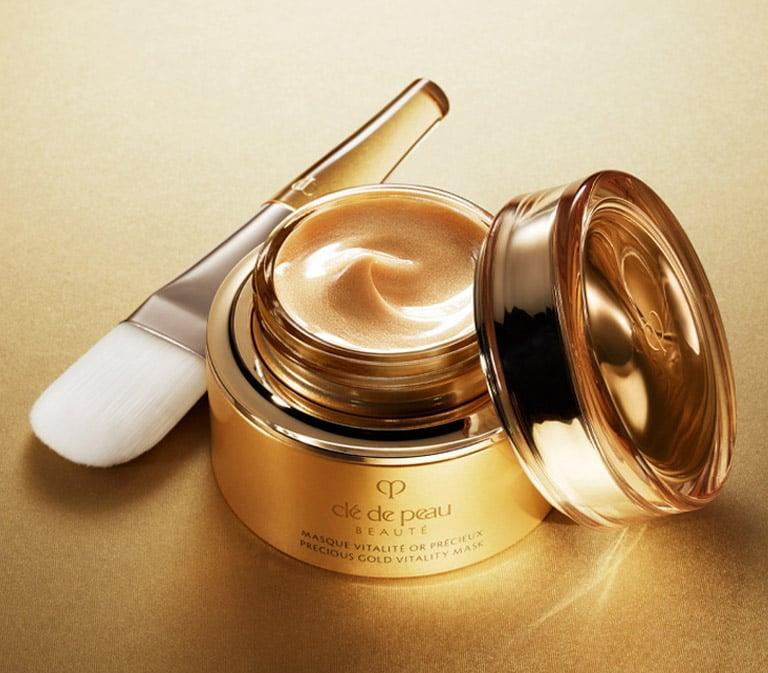 新品 Precious Gold Vitality Mask