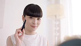 Clé de Peau Beauté和Kozue Akimoto演绎自然感日间妆容   Clé de Peau Beauté