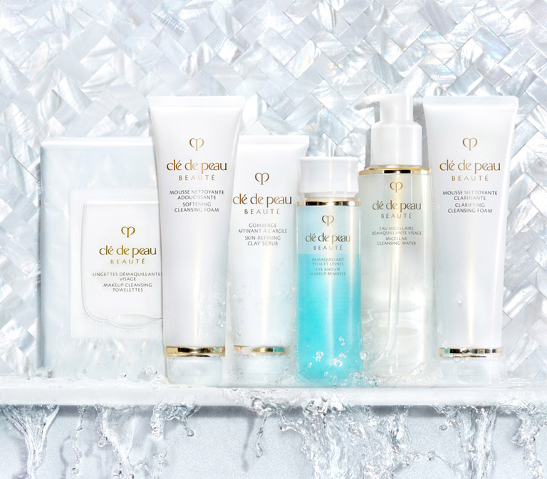 new Cleanser Collection