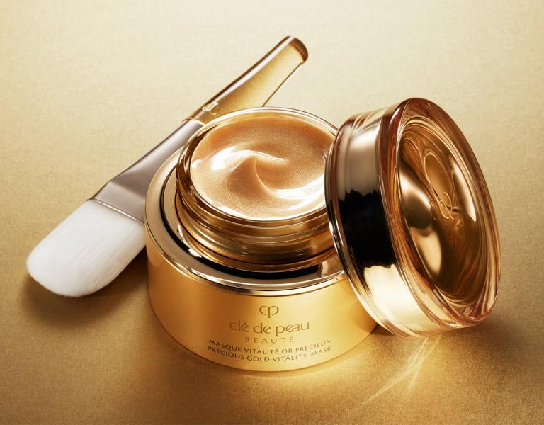 NEW Precious Gold Vitality Mask